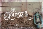 The Goldsmith [2 Fonts + Bonus] | The Fonts Master