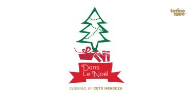 Dans Le Noël [1 Font]   The Fonts Master