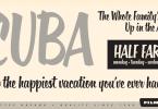 Filmotype Havana [1 Font] | The Fonts Master