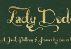 Lady Dodo [2 Fonts] | The Fonts Master