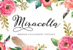 Miracella Script [1 Font] | The Fonts Master