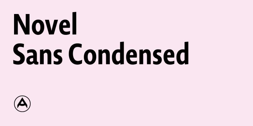 Novel Sans Condensed Pro Super Family [12 Fonts]   The Fonts Master