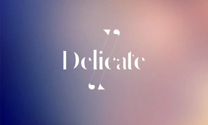 Delicate [3 Fonts] | The Fonts Master