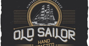 Oldsailor [5 Fonts] | The Fonts Master