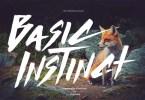 Basic Instinct [1 Font] | The Fonts Master