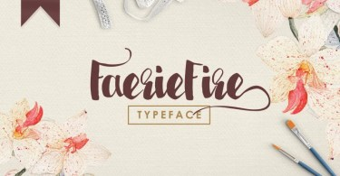 Faeriefire [2 Fonts] | The Fonts Master