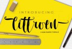 Cittroen [1 Font] | The Fonts Master