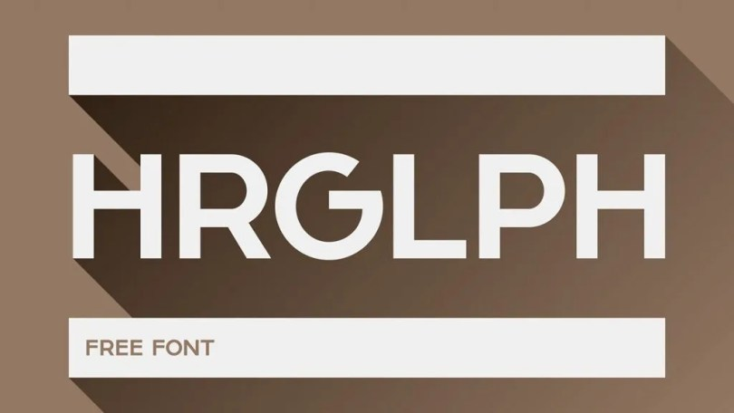 Hrglph Family [4 Fonts] | The Fonts Master