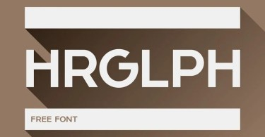 HRGLPH Family [4 Fonts]