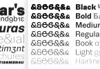 Trivia Sans Super Family [14 Fonts] | The Fonts Master