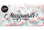 Marguerite [1 Font] | The Fonts Master