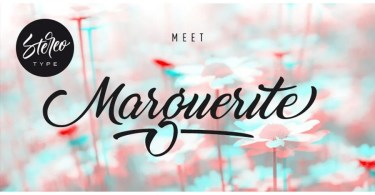 Marguerite [1 Font]