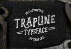 Trapline [4 Fonts] | The Fonts Master