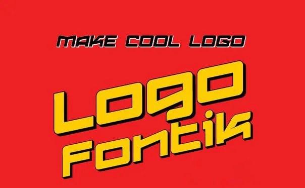 Logofontik 4F [6 Fonts]   The Fonts Master