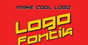 Logofontik 4F [6 Fonts] | The Fonts Master