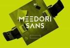 Meedori Sans [3 Fonts]   The Fonts Master