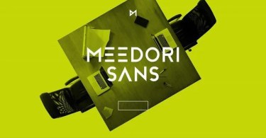 Meedori Sans [3 Fonts] | The Fonts Master