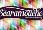 Scaramouche [6 Fonts] | The Fonts Master