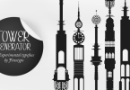 Tower [1 Font] | The Fonts Master