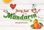 Mandarin [2 Fonts] | The Fonts Master