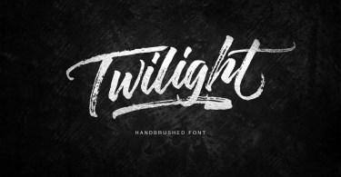 Twilight Script [1 Font]