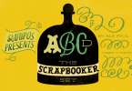Scrapbooker [6 Fonts] | The Fonts Master