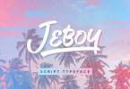 Jeboy [1 Font]   The Fonts Master