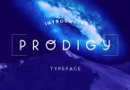 Prodigy [1 Font] | The Fonts Master