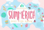 Summerica [1 Font] | The Fonts Master