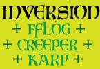 Inversion [1 Font] | The Fonts Master