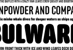 Anchor [4 Fonts] | The Fonts Master