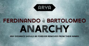 Arya [9 Fonts] | The Fonts Master