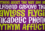 Flawless Flygirl Pb [1 Font] | The Fonts Master