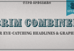Brim Combined [3 Fonts] | The Fonts Master