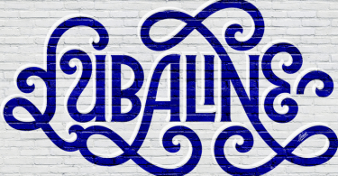 Lubaline [8 Fonts]
