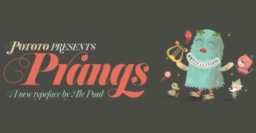 Prangs [3 Fonts] | The Fonts Master