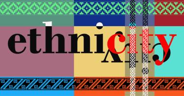 Ethnicity [1 Font] | The Fonts Master