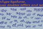 Miss Seshat [3 Fonts] | The Fonts Master