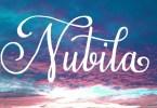 Nubila [1 Font] | The Fonts Master