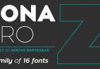 Zona Pro [16 Fonts] | The Fonts Master
