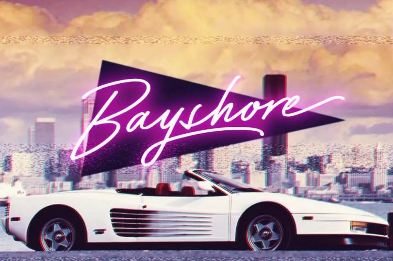 Bayshore [1 Font] - The Fonts Master