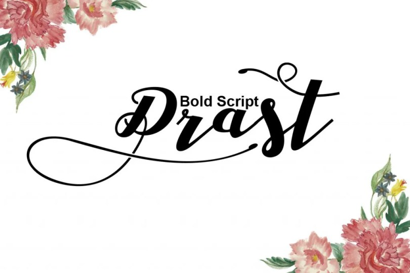 Drast [1 Font] | The Fonts Master