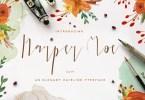 Harper Moe [1 Font] | The Fonts Master