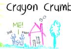 Crayon Crumble [2 Fonts] | The Fonts Master