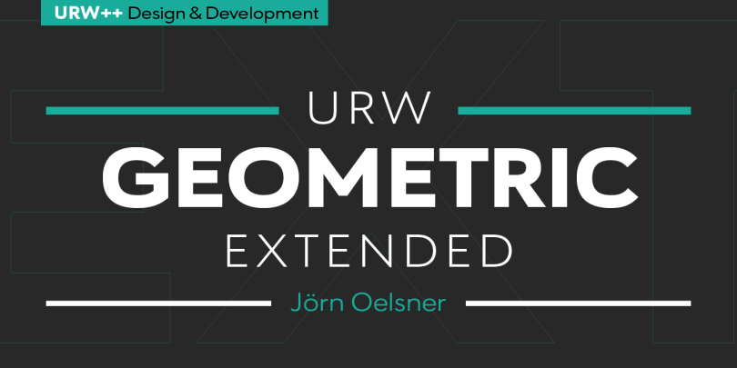 Urw Geometric Extended Super Family [20 Fonts] | The Fonts Master