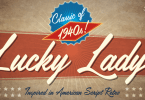 Lucky Lady [1 Font] | The Fonts Master