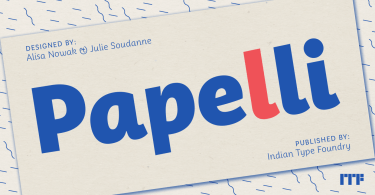 Papelli [6 Fonts] | The Fonts Master