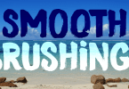 Smooth Brushings [2 Fonts] | The Fonts Master