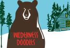 Wilderness Doodles [1 Font]   The Fonts Master