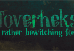 Toverheks [1 Font] | The Fonts Master